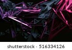 abstract 3d rendering of... | Shutterstock . vector #516334126