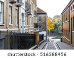 private house in richmond... | Shutterstock . vector #516388456