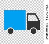 van eps vector icon.... | Shutterstock .eps vector #516424966