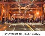 november 9.2016  hours right... | Shutterstock . vector #516486022