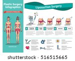 vector illustrated set with... | Shutterstock .eps vector #516515665