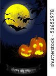 halloween | Shutterstock . vector #51652978