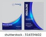 brochure template  flyer design ...   Shutterstock .eps vector #516554602