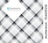 vector geometric abstract... | Shutterstock .eps vector #516630256
