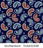 paisley design pattern