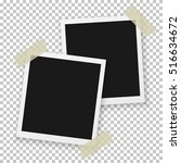illustration of vector instant... | Shutterstock .eps vector #516634672