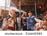 shot of young people on...   Shutterstock . vector #516640585