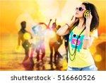 teenage girls.   Shutterstock . vector #516660526