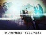 law. | Shutterstock . vector #516674866