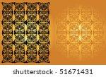 modern pattern | Shutterstock .eps vector #51671431