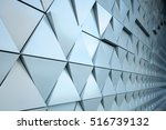 abstract close up view of... | Shutterstock . vector #516739132