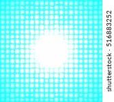 abstract light blue background... | Shutterstock .eps vector #516883252