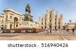 milan  italy   september 14 ... | Shutterstock . vector #516940426