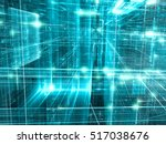 abstract technology background  ...   Shutterstock . vector #517038676