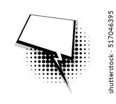 blank template comic text...   Shutterstock .eps vector #517046395