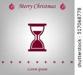 hour glass vector icon   Shutterstock .eps vector #517068778