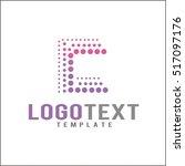 letter c logo icon design... | Shutterstock .eps vector #517097176