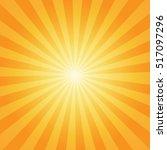sunburst rays sunbeam... | Shutterstock .eps vector #517097296
