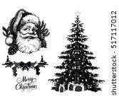 Santa Claus Head..christmas...