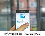 montreal  canada   june 23 ... | Shutterstock . vector #517125922