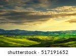 Volterra Panorama  Rolling...