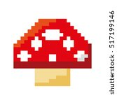fongus game pixelated icon...