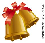 illustration of happy christmas ... | Shutterstock .eps vector #517271566