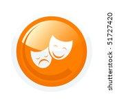 modern theater sign   Shutterstock .eps vector #51727420