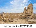 Jiaohe Ancient Ruins  Turpan ...