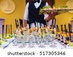 catering | Shutterstock . vector #517305346