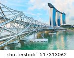 singapore  republic of... | Shutterstock . vector #517313062