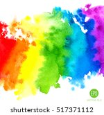 abstract painting background.... | Shutterstock .eps vector #517371112