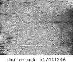 distressed overlay texture of... | Shutterstock .eps vector #517411246