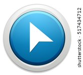 cursor arrow | Shutterstock .eps vector #517434712
