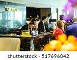 new york  usa   18 november... | Shutterstock . vector #517696042