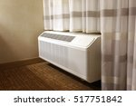 air conditioner indoors | Shutterstock . vector #517751842