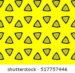 abstract geometric wallpaper....   Shutterstock .eps vector #517757446