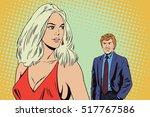 stock illustration. people in... | Shutterstock .eps vector #517767586