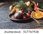 Christmas Chocolate Pudding...