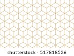 Golden Lines  Hexagons  Rhombs...
