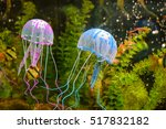 Beautiful Toy Jellyfish  Medusa ...
