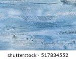 Blue Wood Texture. Wood...