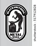 monochrome template for the...   Shutterstock . vector #517912828