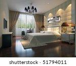 modern design interior of... | Shutterstock . vector #51794011