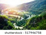 sochi  russia   views of the... | Shutterstock . vector #517946758