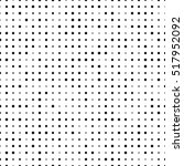 seamless abstract dotted... | Shutterstock . vector #517952092