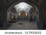 kashan  iran   hammam e sultan... | Shutterstock . vector #517953052