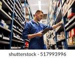 car service  repair ... | Shutterstock . vector #517993996