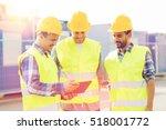 business  building  teamwork ...   Shutterstock . vector #518001772