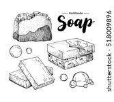 Handmade Natural Soap Set....